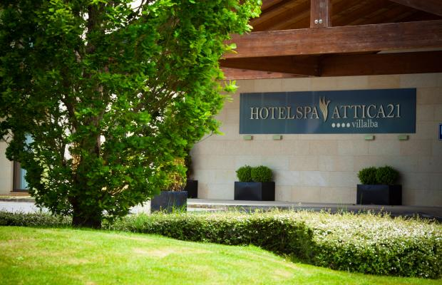 фото отеля Spa Villalba Attica21 изображение №1
