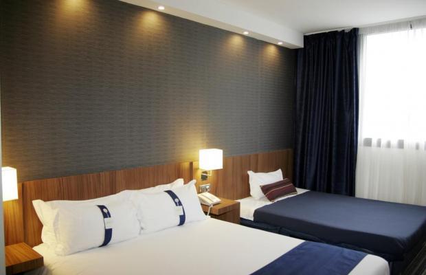 фотографии отеля Holiday Inn Express Bilbao изображение №3