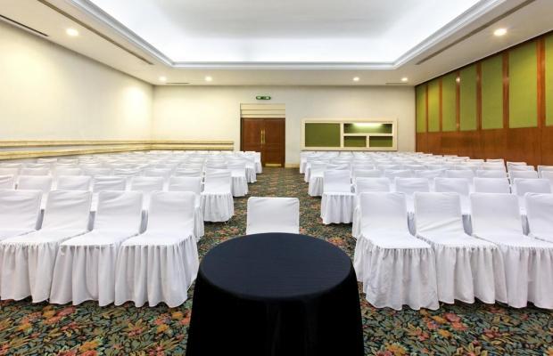 фотографии отеля Holiday Inn Merida изображение №19