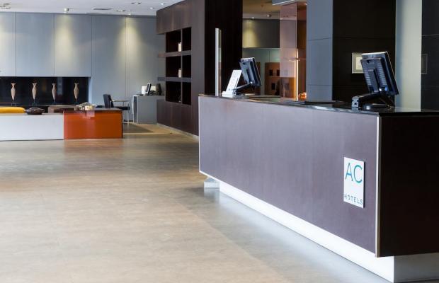 фото AC Hotel by Marriott Oviedo Forum изображение №14