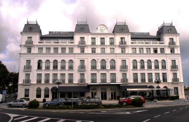 фотографии Gran Hotel Sardinero изображение №12
