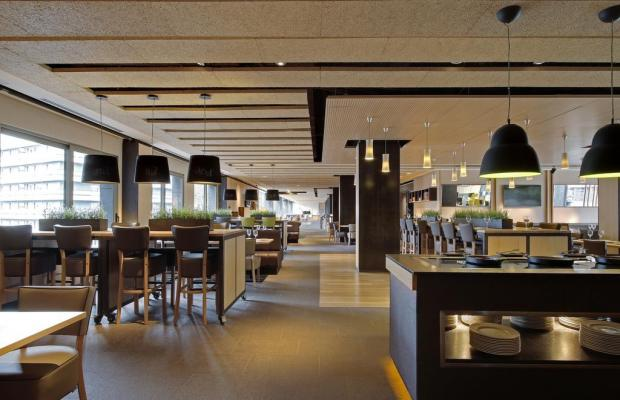 фото отеля Occidental Bilbao (ex. Holiday Inn Bilbao; Barcelo Avenida) изображение №21