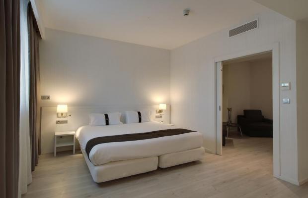 фотографии отеля Occidental Bilbao (ex. Holiday Inn Bilbao; Barcelo Avenida) изображение №3