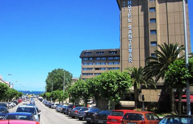 фотографии Hotel Santemar изображение №4