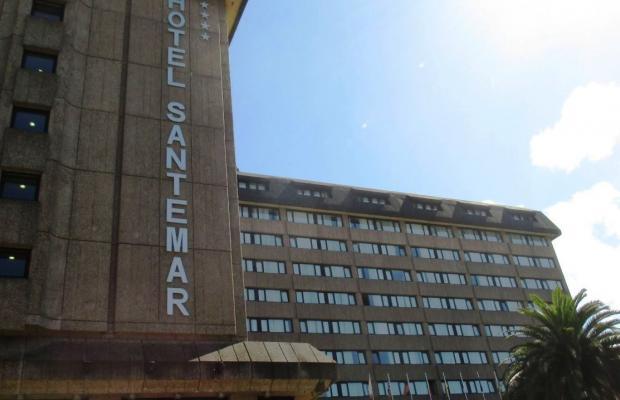 фотографии отеля Hotel Santemar изображение №3