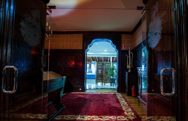 фотографии отеля Gran Hotel del Sella изображение №7