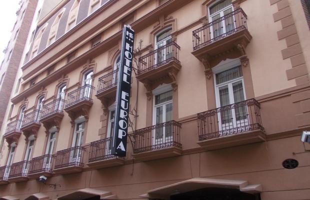 фото отеля Hotel Europa (ех. Chess Hotel Europa) изображение №1
