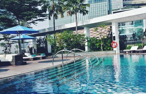 фотографии отеля Mandarin Oriental Jakarta изображение №3