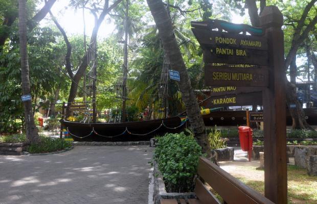 фотографии отеля Pulau Ayer Resort & Cottages изображение №7