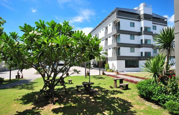 фотографии отеля BS Residence Suvarnabhumi (ex. Royal Paradise Bangkok) изображение №15