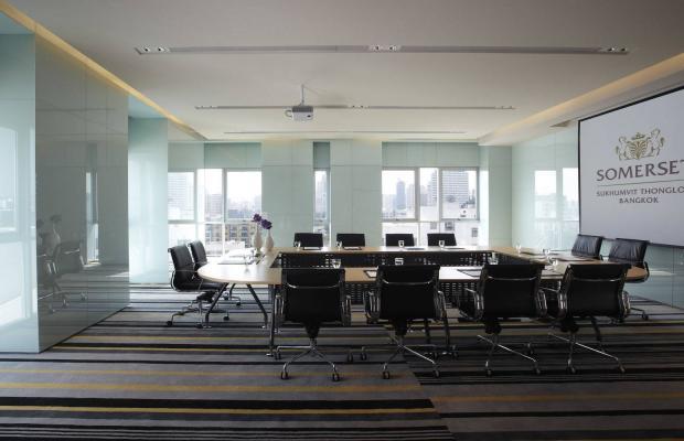 фото отеля Somerset Sukhumvit Thonglor изображение №9