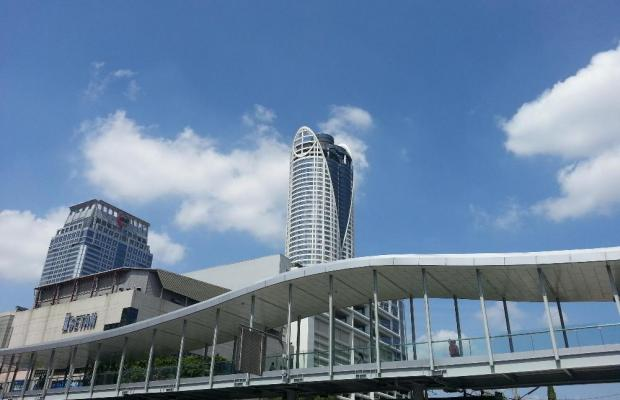 фото Centara Grand & Bangkok Convention Centre at CentralWorld изображение №2