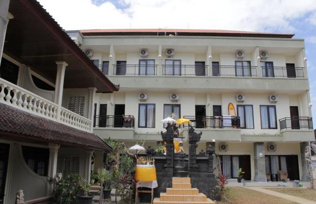 фото отеля Ayu Beach Inn изображение №1