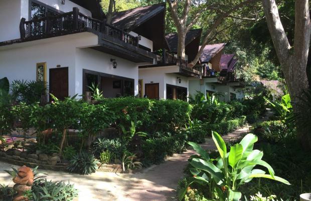 фотографии отеля Paradise Pearl Bungalow изображение №15