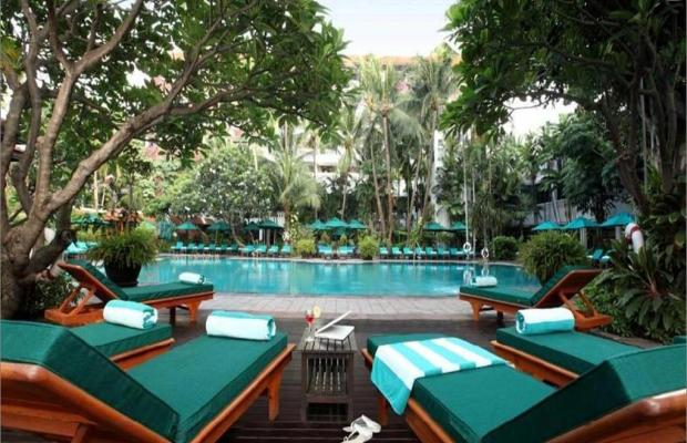 фотографии Anantara Bangkok Riverside Resort &Spa (ex. Bangkok Marriott Resort and Spa) изображение №36