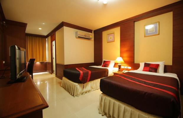 фото отеля Convenient Park Bangkok Hotel изображение №25