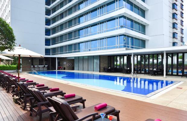 фото отеля Eastin Hotel Makkasan Bangkok изображение №1