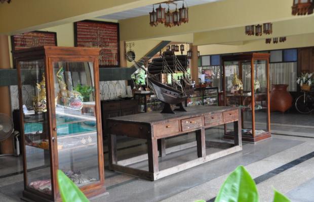 фотографии отеля Ruean Thai Hotel изображение №15