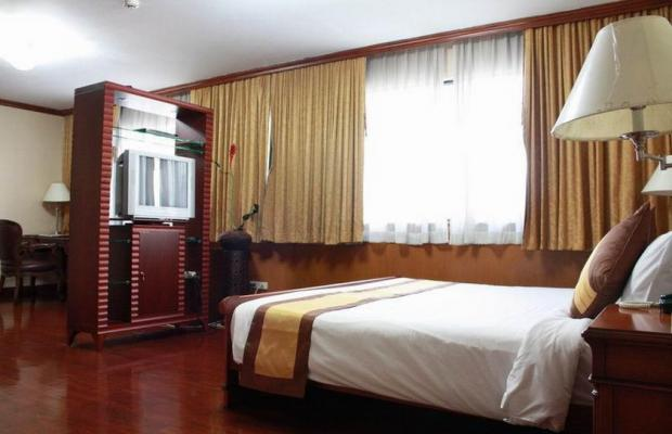 фотографии отеля First Hotel Bangkok изображение №19