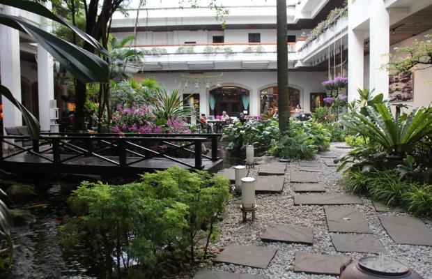 фото отеля Anantara Siam Bangkok Hotel (ex. Four Seasons Hotel Bangkok; Regent Bangkok) изображение №5