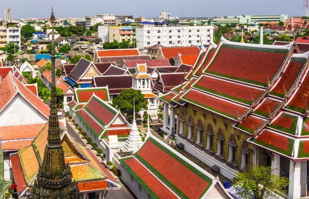 фото отеля Fortuna Bangkok изображение №1