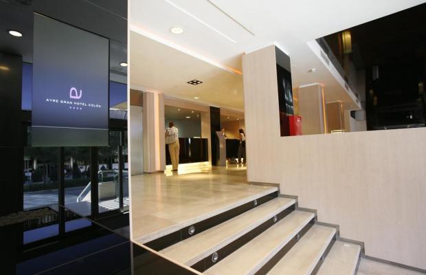 фото Ayre Gran Hotel Colon изображение №42