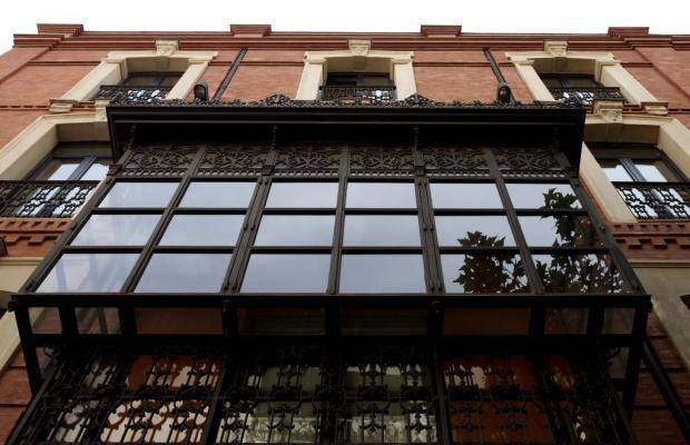 фотографии отеля Silken Alfonso X Ciudad Real изображение №19
