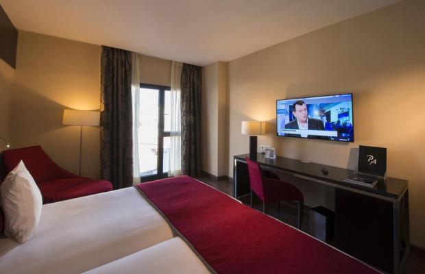 фото отеля Hotel Paseo Del Arte изображение №9