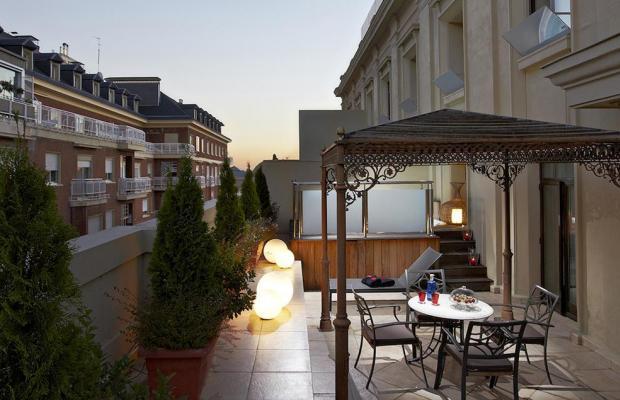 фотографии отеля Gran Melia Fenix изображение №15