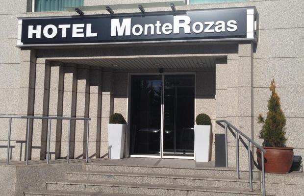 фотографии отеля NH Monte Rozas изображение №3
