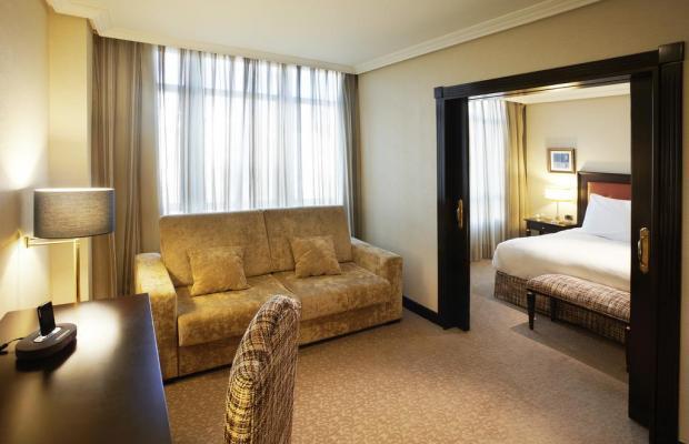 фотографии отеля Hesperia Madrid изображение №35