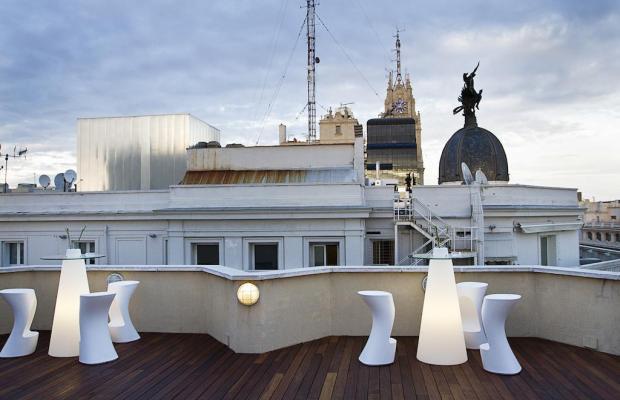 фотографии отеля Tryp Madrid Cibeles изображение №7