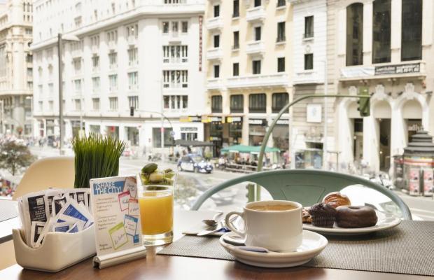 фотографии отеля Tryp Madrid Gran Via изображение №27