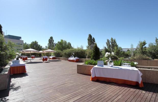 фотографии отеля Eurostars Gran Madrid изображение №7