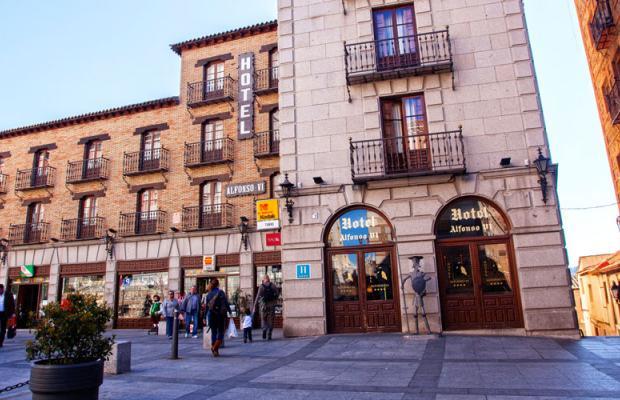 фотографии отеля Hotel Alfonso VI изображение №3