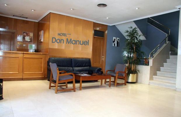 фотографии Hotel Don Manuel изображение №16