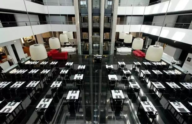 фотографии Hilton Madrid Airport изображение №96