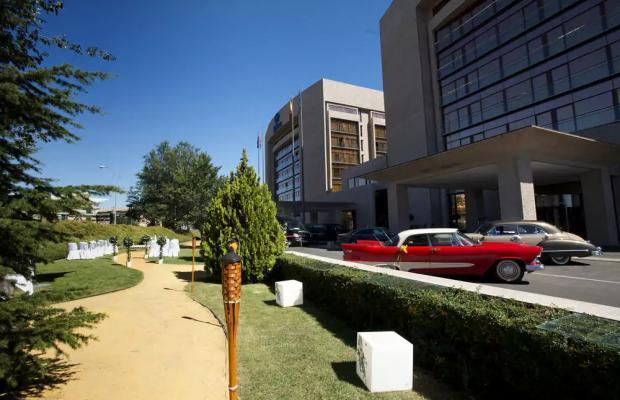фотографии Hilton Madrid Airport изображение №44