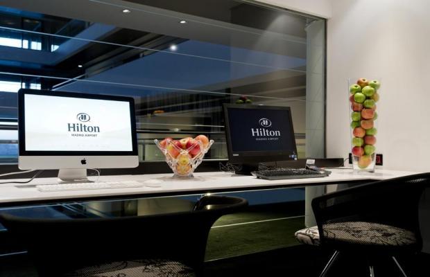 фото Hilton Madrid Airport изображение №30