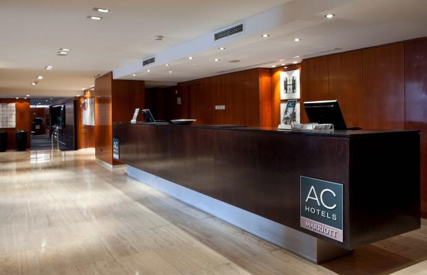 фото отеля AC Hotel Avenida de America изображение №21