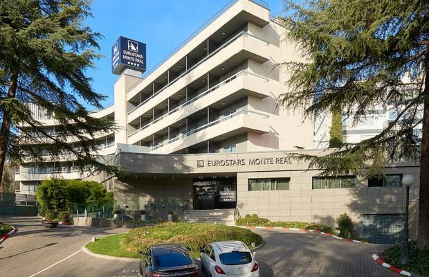 фотографии отеля Eurostars Monte Real (ex. AC Hotel Monte Real) изображение №3