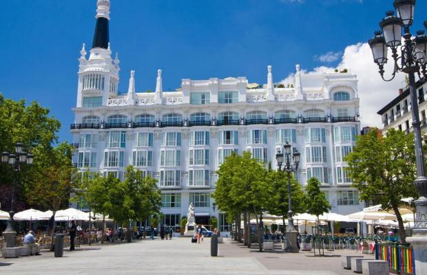 фото отеля ME Madrid Reina Victoria изображение №1