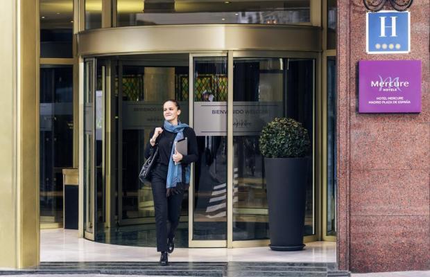 фото отеля Mercure Madrid Plaza de Espana (ex. Sofitel Madrid Plaza de Espana) изображение №9