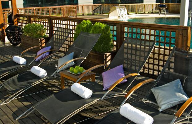 фото Eurostars Suites Mirasierra (ex. Sheraton Madrid Mirasierra Hotel & Spa) изображение №54