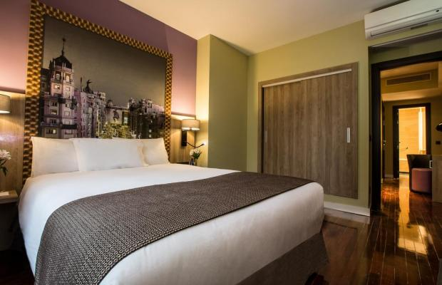 фотографии отеля Leonardo Hotel Madrid City Center (ex. NH Madrid Alberto Aguilera) изображение №27