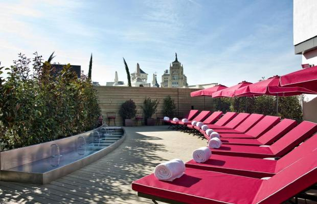 фотографии отеля The Principal Madrid Hotel (ex. Ada Palace) изображение №15
