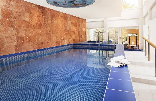 фотографии отеля Grand Hotel Karel V изображение №23