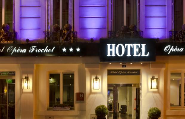 фото отеля Opera Frochot изображение №1