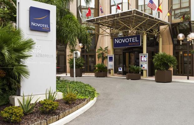 фото отеля Hôtel Novotel Nice Centre Vieux Nice изображение №1