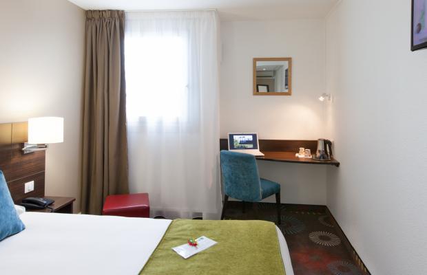 фотографии отеля Quality & Comfort Hotel Bordeaux Sud (ex. Balladins Superio) изображение №19